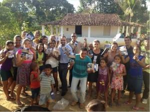 Centenas de pessoas participam do Impacto Esperança em Alagoas