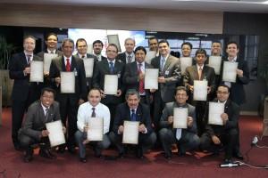 Líderes sul-americanos comprometidos com a valorização da Escola Sabatina