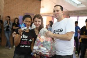 A cidade de Guaíba foi impactada através do trabalho dos membros da Igreja Adventista e o Grupo do Geração 148