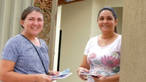 O clube de Desbravadores da cidade de Wanderlândia também trabalhou unido com os membros e fizeram a alegria tanto para os desbravadores como para a população.