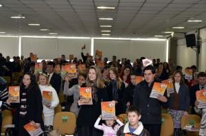 Líderes reuniram 400 participantes para as três versões do SEE.