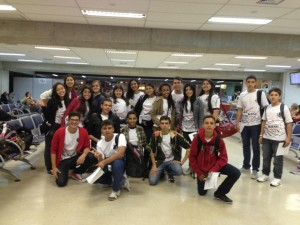 Um grupo de 20 alunos do Colégio Adventista de Rio Branco, CARB, participarão deste projeto