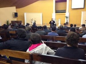 Atividade acontece com visita dos pastores e administradores às regiões.