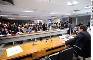 Comissão de Constituição, Justiça e Cidadania (CCJ) vota regras gerais para concursos públicos.