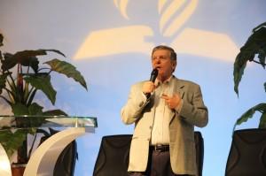 Professor e doutor em Comunicação, Wilson da Costa Bueno participa do Encontro Sul-Americano de Comunicação.