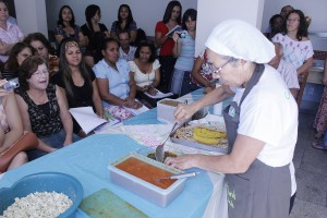 Curso de Nutrição capacita líderes de Saúde das igrejas