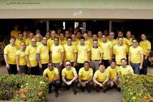 Estiveram reunidos 50 pastores do norte de Rondônia e estado do Acre.