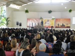Compromisso das missionárias envolve ações efetivas como estudos, oração intercessora, entre outras atividades