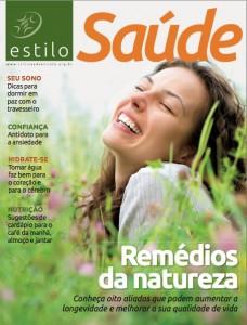 Revista traz reportagens especiais sobre oito remédios da natureza
