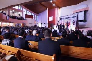O Encontro de Equipes Distritais de Reavivamento Espiritual também aconteceu nos dias 12 e 13 de julho no Instituto Adventista Cruzeiro do Sul.