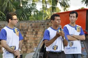 Carauari, cidade localizada a 1.676km de Manaus, possui cerca de 26 mil habitantes que já estão recebendo o sinal aberto do canal 14.
