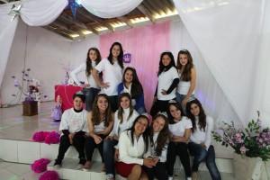 Eventos desse tipo realizados com adolescentes acontecem em várias partes do Brasil e fortalecem conceito de apego a Deus