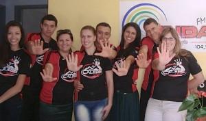 Envolvimento missionário e trabalho comunitário são foco dos jovens Calebes.