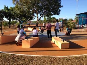 Adventistas movimentaram a cidade de Palmas com atividades sociais e comunitárias.