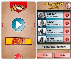 Heroes the Game é lançado em São Paulo