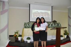 Reencontro evangelistas voluntárias