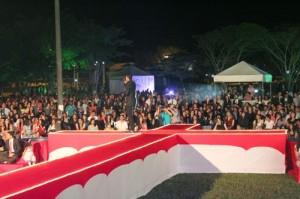 Evento contou com a participação de adventistas da Bahia, Sergipe, Pernambuco e Alagoas.
