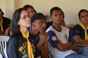 Líderes de desbravadores Mineira Leste