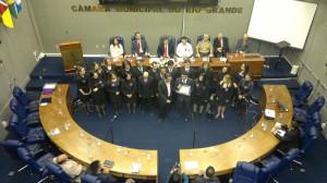 Igreja-Adventista-recebe-homenagem-da-Camera-de-Vereadores-de-Rio-Grande