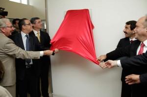 Inauguração do novo prédio
