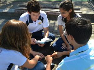 Quatro estudantes adventistas foram entrevistados
