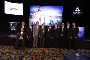 Liderança da Igreja Adventista para o Estado de São Paulo nos próximos cinco anos