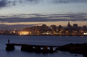 Montevidéu, Uruguai. Fonte:http://en.wikipedia.org/