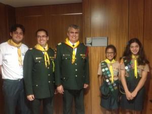 Outros líderes políticos, como o prefeito de Barretos e o governador de São Paulo já estão com a presença confirmada.