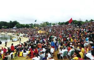 Última edição do Campori Sul-Americano de Desbravadores ocorreu em 2005 no Paraná - Crédito: Facebook Eu Sou um Desbravador - https://www.facebook.com/eusouumdesbravador