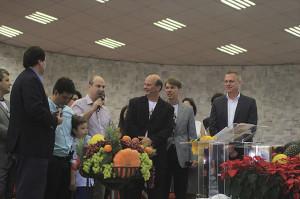 Campanha no Unasp-EC teve parceria com a Syngenta Brasil e o Seasa de Campinas