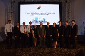 Líderes da APaC para os próximos quatro anos