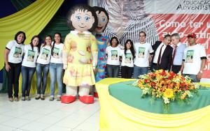 """Lançamento do projeto """"Plantando e Colhendo nas Escolas"""""""
