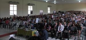 Evento reuniu centenas de secretários(as) das Igrejas do Norte do Maranhão.