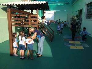 Escola Adventista de Varginha, Minas Gerais.
