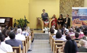 Semana de Mordomia Cristã na IASD Jd. Americanópolis