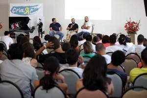 Encontro com cerca de 200 internautas debateu formas contemporâneas de evangelismo