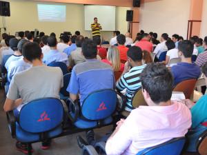 Curso de sonoplastia teve a presença de 80 pessoas da região de Tatuí