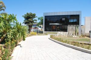 Novo prédio administrativo do Colégio Adventista de Itaboraí. (Foto: Tatiana Buitrago)