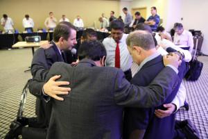 Pastores buscaram a presença de Deus para definir as metas para o próximo ano