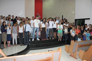 Equipe que Participou do projeto na cidade de Itapetininga