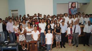 Equipe que Participou do projeto na cidade de Ourinhos