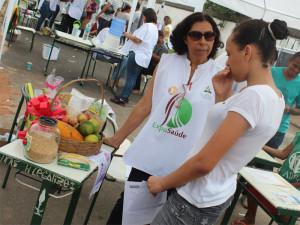 Usar alimentos naturais é uma das propostas para dimunuir as doenças crônicas