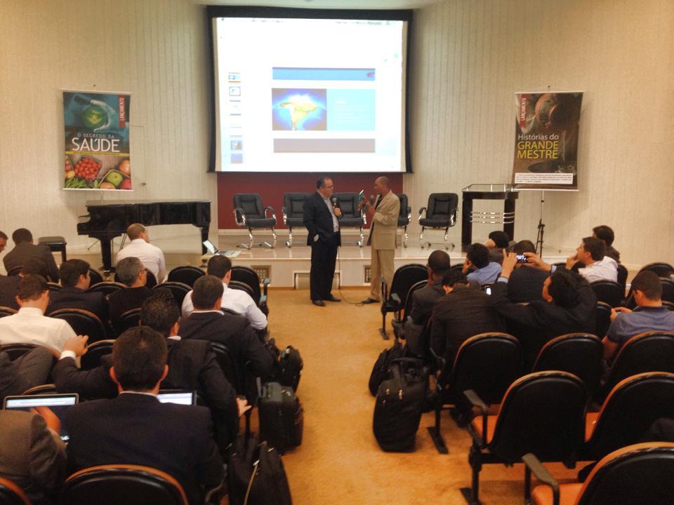 Cerca de 60 líderes de Publicações de todo o Brasil estiveram presentes no Encontro Nacional de Diretores de Publicações na Casa Publicadora Brasileira (CPB), em Tatuí-SP